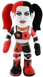 Peluche de Harley Quinn patines de 25 cm - Los mejores peluches de Harley Quinn - Peluches de superhéroes de DC