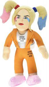 Peluche de Harley Quinn prisión de 25 cm - Los mejores peluches de Harley Quinn - Peluches de superhéroes de DC