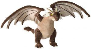 Peluche de Horntail de 37 cm de Harry Potter - Los mejores peluches de dragón - Peluches de Harry Potter
