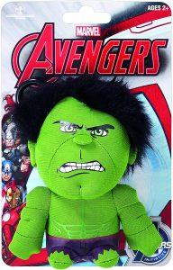 Peluche de Hulk de 10 cm - Los mejores peluches de Hulk - Peluches de superhéroes de Marvel