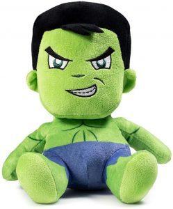 Peluche de Hulk de 15 cm 2 - Los mejores peluches de Hulk - Peluches de superhéroes de Marvel