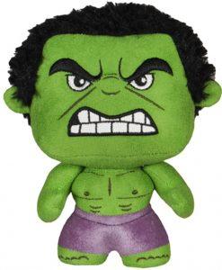 Peluche de Hulk de 15 cm de FUNKO Fabrikations - Los mejores peluches de Hulk - Peluches de superhéroes de Marvel