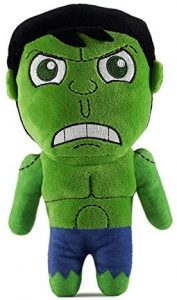 Peluche de Hulk de 20 cm de Kidrobot - Los mejores peluches de Hulk - Peluches de superhéroes de Marvel