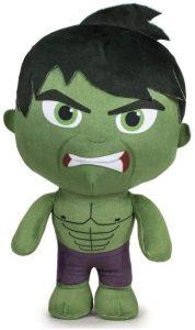 Peluche de Hulk de 21 cm - Los mejores peluches de Hulk - Peluches de superhéroes de Marvel