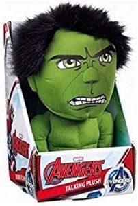 Peluche de Hulk de 23 cm - Los mejores peluches de Hulk - Peluches de superhéroes de Marvel