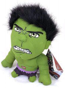 Peluche de Hulk de 24 cm - Los mejores peluches de Hulk - Peluches de superhéroes de Marvel