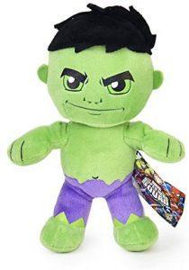 Peluche de Hulk de 25 cm 2 - Los mejores peluches de Hulk - Peluches de superhéroes de Marvel