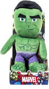 Peluche de Hulk de 25 cm - Los mejores peluches de Hulk - Peluches de superhéroes de Marvel