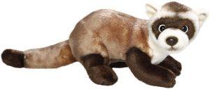Peluche de Hurón de Carl Dick de 24 cm - Los mejores peluches de hurones - Peluches de animales
