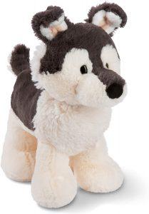 Peluche de Husky de NICI de 25 cm 2 - Los mejores peluches de huskys- Peluches de perros