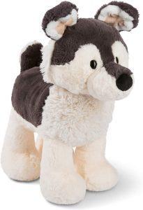 Peluche de Husky de NICI de 35 cm 2 - Los mejores peluches de huskys- Peluches de perros