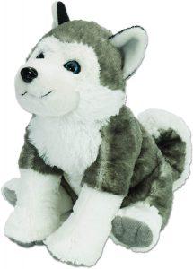 Peluche de Husky de Wild Republic de 30 cm - Los mejores peluches de huskys - Peluches de perros