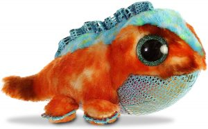 Peluche de Iguana de Aurora de 13 cm - Los mejores peluches de iguanas - Peluches de animales