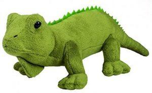 Peluche de Iguana de Teddy Hermann de 35 cm - Los mejores peluches de iguanas - Peluches de animales