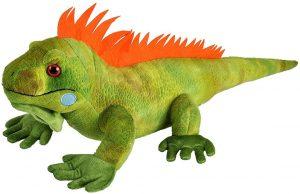 Peluche de Iguana de Wild Republic de 20 cm - Los mejores peluches de iguanas - Peluches de animales