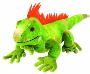 Peluche de Iguana de Wild Republic de 30 cm - Los mejores peluches de iguanas - Peluches de animales