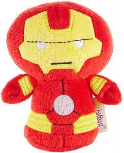Peluche de Iron man de 10 cm de Hallmark - Los mejores peluches de Iron-man - Peluches de superhéroes de Marvel