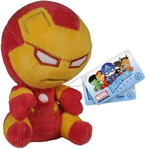Peluche de Iron man de 12 cm de Mopeez Funko - Los mejores peluches de Iron-man - Peluches de superhéroes de Marvel