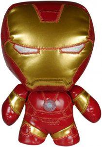 Peluche de Iron man de 15 cm de FUNKO Fabrikations - Los mejores peluches de Iron-man - Peluches de superhéroes de Marvel