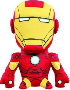 Peluche de Iron man de 25 cm - Los mejores peluches de Iron-man - Peluches de superhéroes de Marvel
