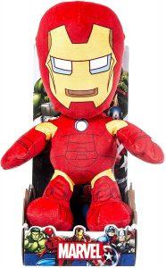 Peluche de Iron man de Marvel de 25 cm - Los mejores peluches de Iron-man - Peluches de superhéroes de Marvel