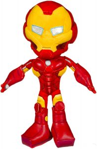 Peluche de Iron man de Marvel de 25 cm clásico - Los mejores peluches de Iron-man - Peluches de superhéroes de Marvel
