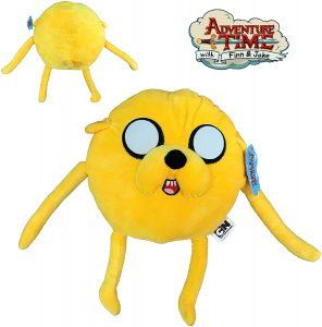 Peluche de Jake de 50 cm - Los mejores peluches de Hora de Aventuras - Peluches de personajes de Hora de Aventuras - Adventure Time