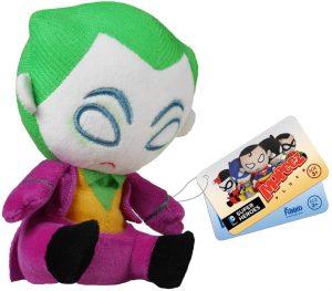 Peluche de Joker FUNKO de DC Comics de 12 cm - Los mejores peluches del Joker - Peluches de superhéroes de DC