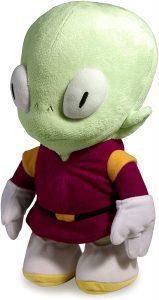 Peluche de Kif de 25 cm - Los mejores peluches de Futurama - Peluches de personajes de Futurama