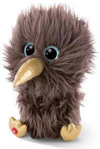 Peluche de Kiwi de NICI de 15 cm - Los mejores peluches de kiwis - Peluches de animales