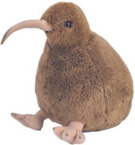 Peluche de Kiwi de Phayee de 28 cm - Los mejores peluches de kiwis - Peluches de animales