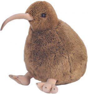 Peluche de Kiwi de Sunny de 28 cm - Los mejores peluches de kiwis - Peluches de animales