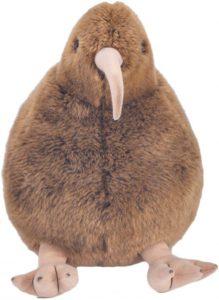Peluche de Kiwi de Urisgo de 10 cm - Los mejores peluches de kiwis - Peluches de animales