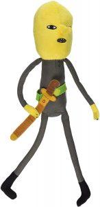 Peluche de Lemongrab de 30 cm - Los mejores peluches de Hora de Aventuras - Peluches de personajes de Hora de Aventuras - Adventure Time