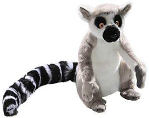 Peluche de Lémur de Carl Dick de 22 cm - Los mejores peluches de lémures - Peluches de animales