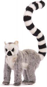 Peluche de Lémur de Hansa de 46 cm - Los mejores peluches de lémures - Peluches de animales