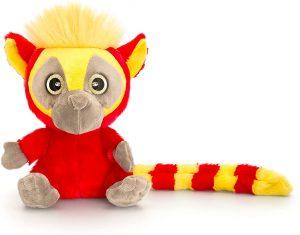 Peluche de Lémur de Keel Toys de 25 cm - Los mejores peluches de lémures - Peluches de animales