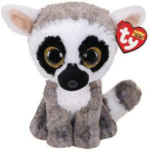 Peluche de Lémur de Ty de 24 cm - Los mejores peluches de lémures - Peluches de animales