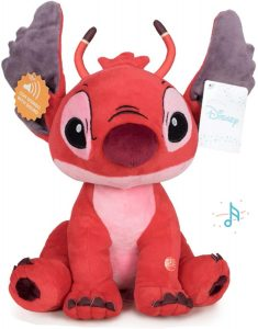 Peluche de Leroy de Lilo y Stitch de 29 cm - Los mejores peluches de Stitch - Peluches de Disney
