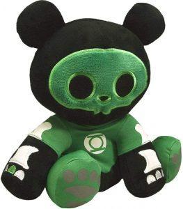 Peluche de Linterna Verde de 23 cm - Los mejores peluches de Linterna Verde - Peluches de superhéroes de DC