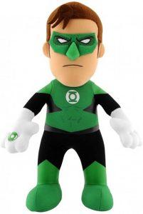 Peluche de Linterna Verde de 25 cm - Los mejores peluches de Linterna Verde - Peluches de superhéroes de DC