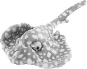 Peluche de Manta Raya de Espina de Plush and Company de 40 cm - Los mejores peluches de rayas - Peluches de animales