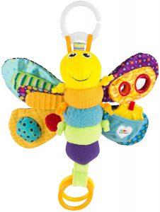 Peluche de Mariposa de Bizak de 26 cm - Los mejores peluches de mariposas - Peluches de animales