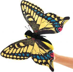 Peluche de Mariposa de Folkmanis de 30 cm - Los mejores peluches de mariposas - Peluches de animales