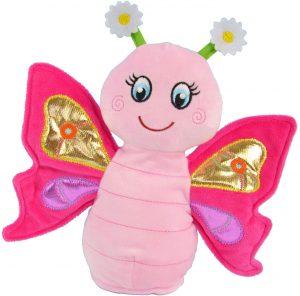 Peluche de Mariposa de Kögler de 24 cm - Los mejores peluches de mariposas - Peluches de animales