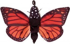 Peluche de Mariposa monarca de Folkmanis de 55 cm - Los mejores peluches de mariposas - Peluches de animales