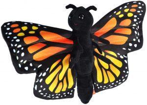 Peluche de Mariposa monarca de Wild Republic de 30 cm - Los mejores peluches de mariposas - Peluches de animales