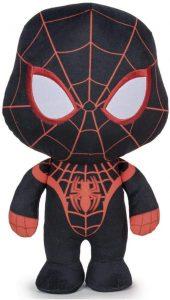 Peluche de Miles Morales de 20 cm - Los mejores peluches de Spiderman de Miles Morales - Peluches de superhéroes de Marvel