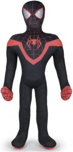 Peluche de Miles Morales de 32 cm - Los mejores peluches de Spiderman de Miles Morales - Peluches de superhéroes de Marvel