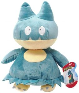 Peluche de Munchlax de Pokemon de 20 cm - Los mejores peluches de Munchlax - Peluches de Pokemon